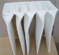 вентиляционные фильтры, канальные фильтрующие элементы